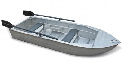 алюминиевая лодка малютка-н 2.6 м