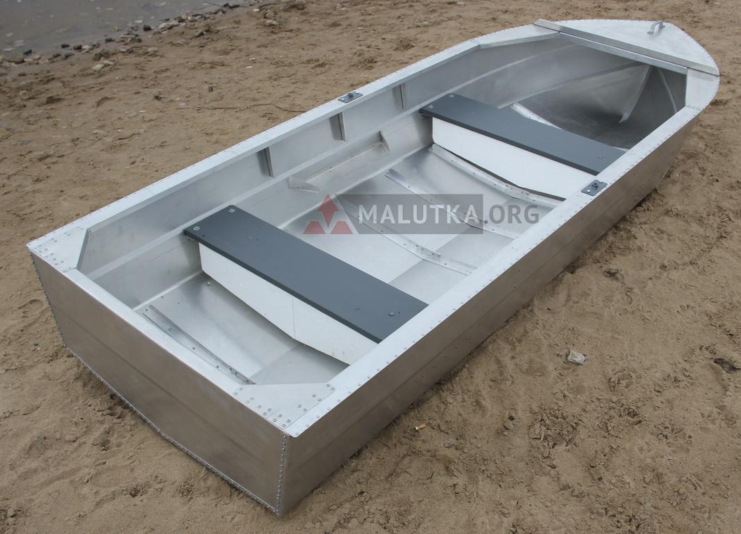 алюминиевая лодка малютка на авито