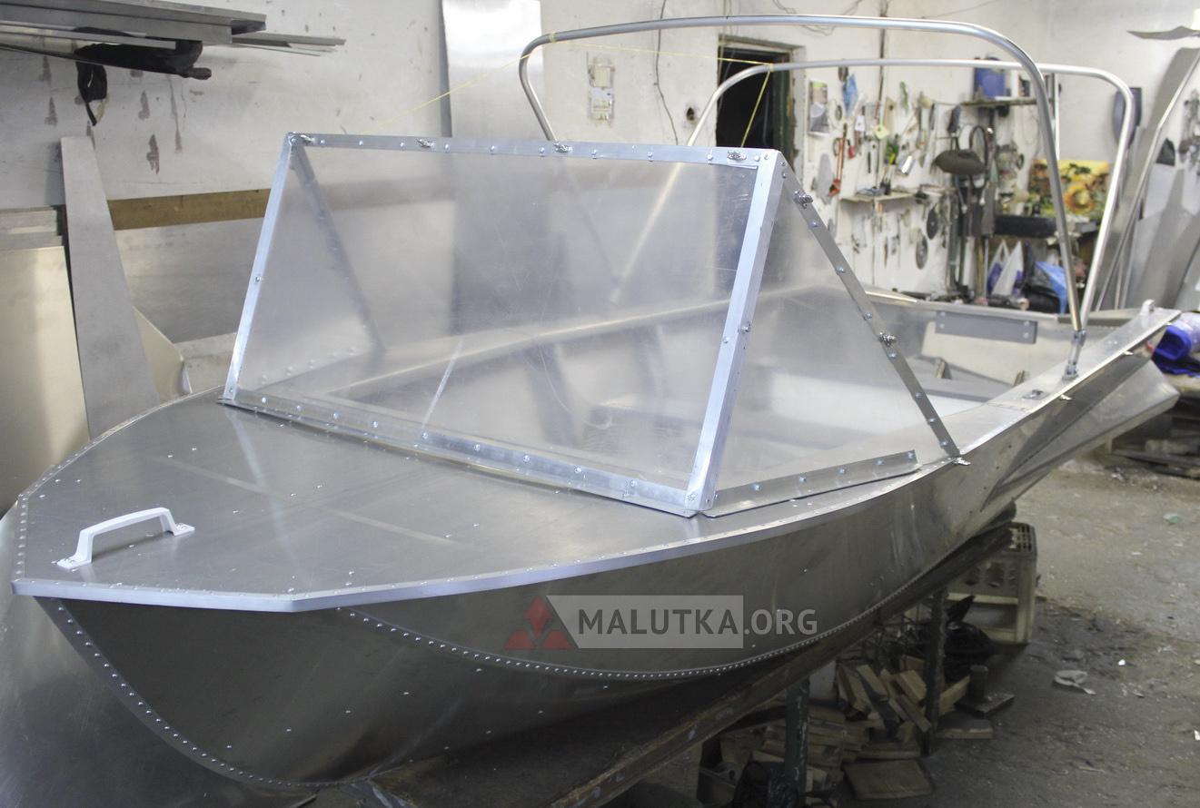 выбор лодки алюминиевой